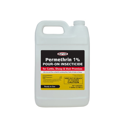 View larger image of Permethrin 1% Pour-On Fly Control
