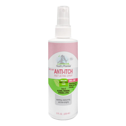 View larger image of Pet Aid Medicated Anti-Itch Spray