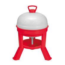 Plastic Dome Poultry Waterer