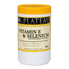 Plateau Vitamin E & Selenium Crumblet Horse Supplement