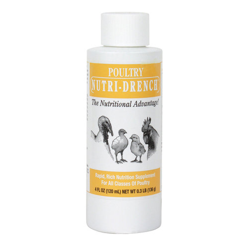 View larger image of Poultry Nutri-Drench