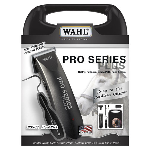 View larger image of Pro Series Plus Cord/Cordless Equine Clipper