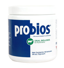 Probios Oral Boluses for Ruminants