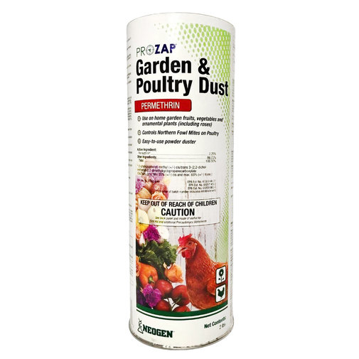 View larger image of Prozap Garden & Poultry Dust