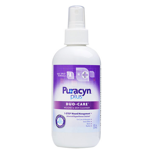 View larger image of Puracyn Plus Duo-Care Wound & Skin Cleanser