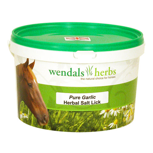 View larger image of Pure Garlic Salt Lick for Horses