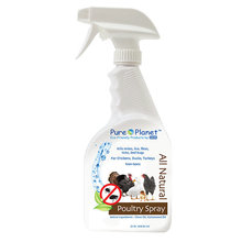 Pure Planet Poultry Spray