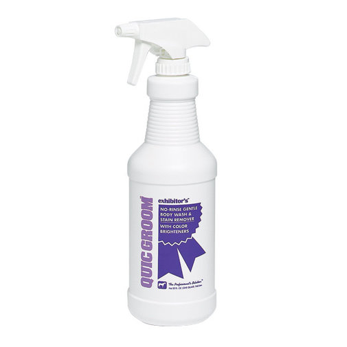 View larger image of Quic Groom Body Wash & Stain Remover Spray