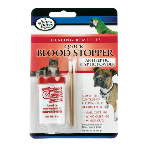 View larger image of Quick Blood Stopper Antiseptic Styptic Powder