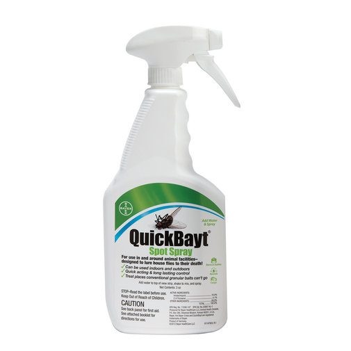 View larger image of QuickBayt Spot Spray