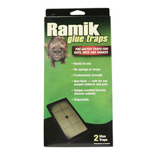 Ramik Rat, Mouse and Snake Glue Trap Trays