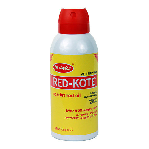 View larger image of Red-Kote Antiseptic Wound Dressing