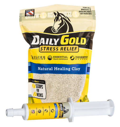 View larger image of Redmond Daily Gold Stress Relief for Horses