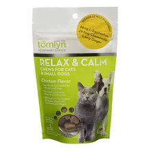 Relax & Calm Chews for Dogs and Cats