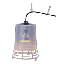 Retroliter Hang Straight Heat Lamp Fixture