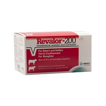 Revalor-200 Implants for Steers and Heifers