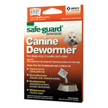 Safe-Guard Dog Dewormer