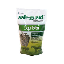 Safe-Guard Equi-bits Dewormer for Horses