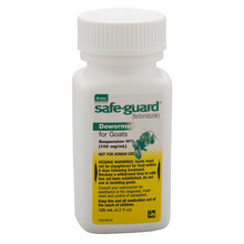 Safe-Guard Goat Dewormer Suspension