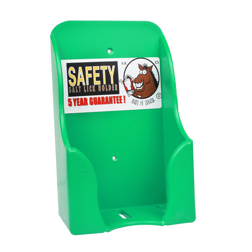 View larger image of Safety Salt Lick Holder
