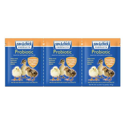 View larger image of Sav-A-Chick Probiotic Supplement