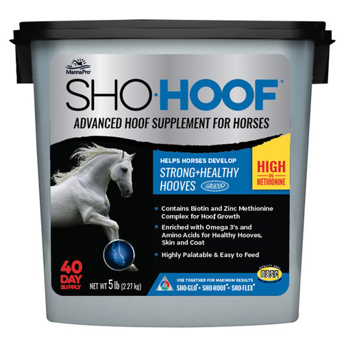 View larger image of Sho-Hoof Advanced Hoof Supplement for Horses