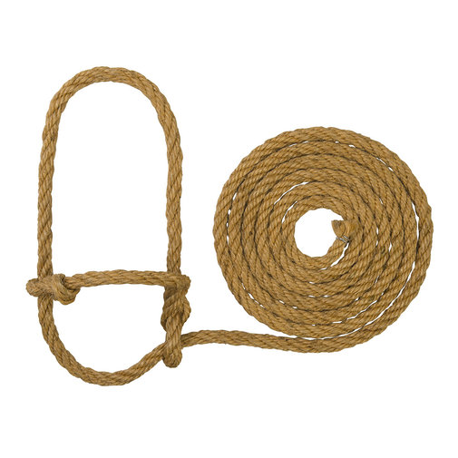 View larger image of Sisal Rope Halter
