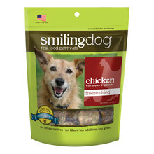 Smiling Dog Freeze-Dried Treats