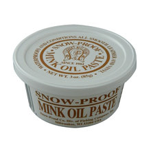 Snow-Proof Mink Oil Paste