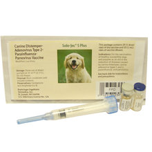 Solo-Jec 5 Plus Dog Vaccine