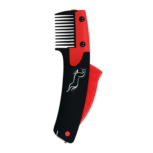 View larger image of SoloComb Humane Groomer for Horses and Pets