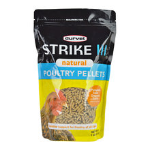 Strike III Natural Poultry Pellets