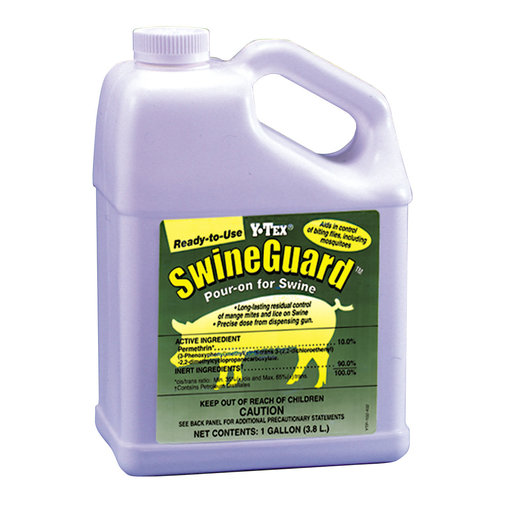 View larger image of SwineGuard Insecticidal Pour-On
