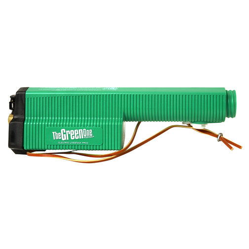 View larger image of Hot-Shot The Green One HSR2000 Rechargeable Livestock Prod Handle