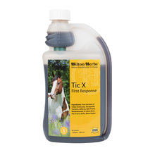 Tic X First Response Horse Supplement