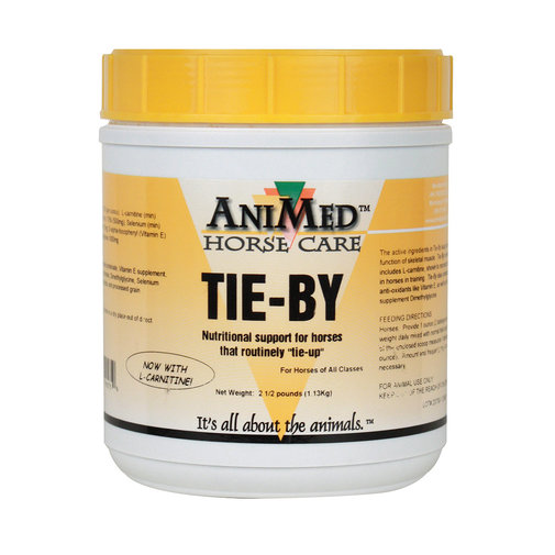 View larger image of Tie-By Vitamin E & Selenium Supplement for Horses