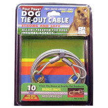 Tie-Out Cable for Dogs