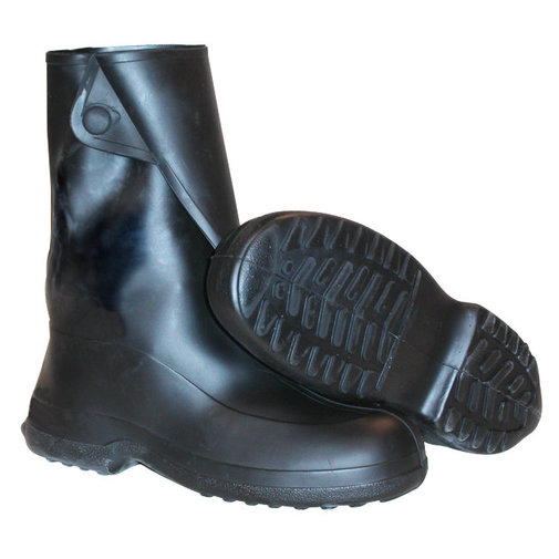 """View larger image of Work Rubber 10"""" Overshoe Boots for Men and Women"""