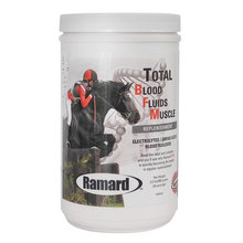 Total Blood Fluids Muscle for Horses
