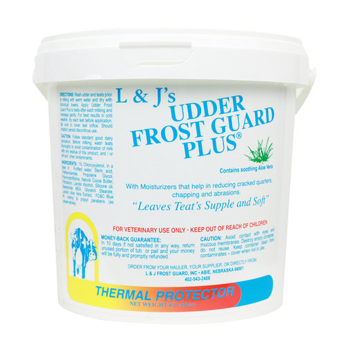 View larger image of Udder Frost Guard Plus