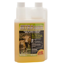 Ultra Saber Insecticidal Pour-On for Cattle