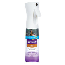 Vetrolin Shine Spray for Horses
