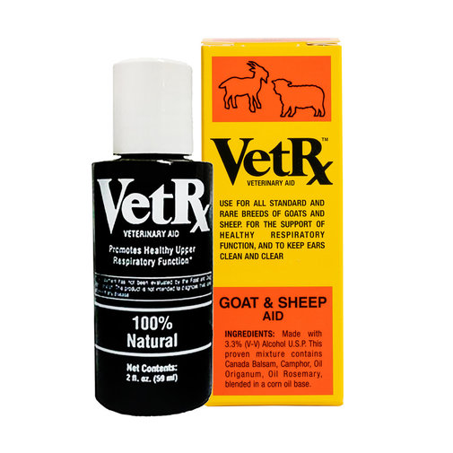 View larger image of VetRx Goat & Sheep Remedy/Aid
