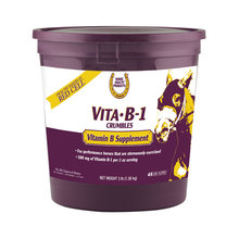 Vita B-1 Crumbles Horse Supplement