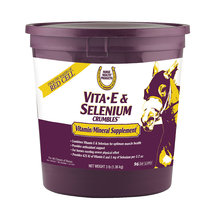 Vita E & Selenium Crumbles Horse Supplement