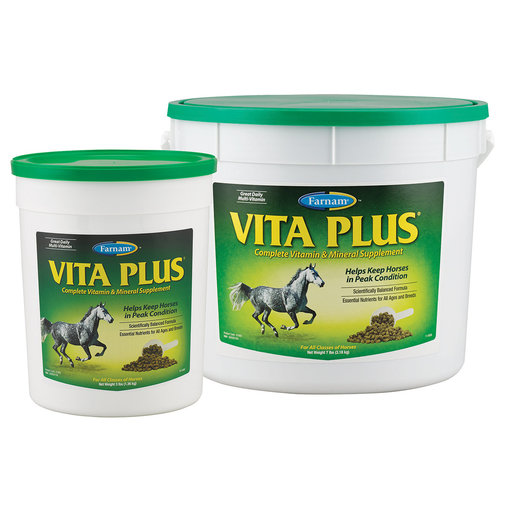 View larger image of Vita Plus Horse Supplement