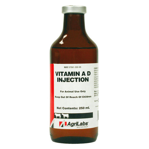 View larger image of Vitamin A D Injectable for Cattle