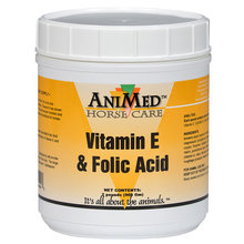 Vitamin E & Folic Acid for Horses