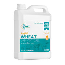 Fortified Wheat Germ Oil for Animals