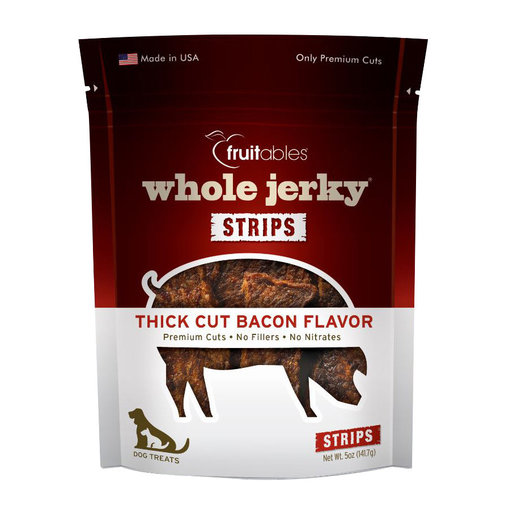 View larger image of Fruitables Whole Jerky Strips for Dogs